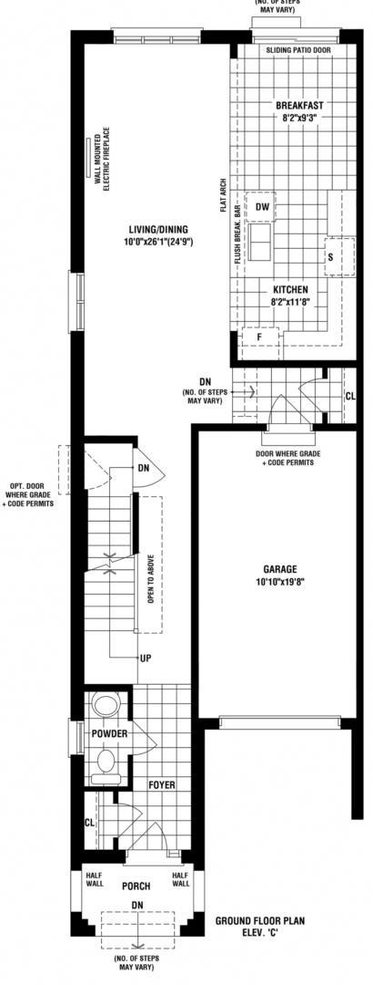 Rosemary C Floorplan 1