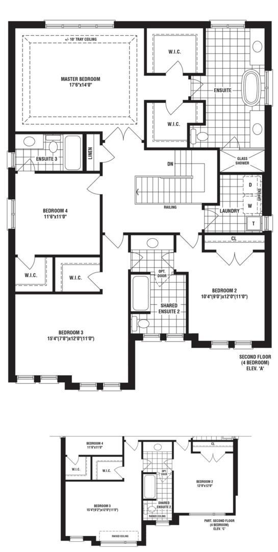 Macdonald C Floorplan 2