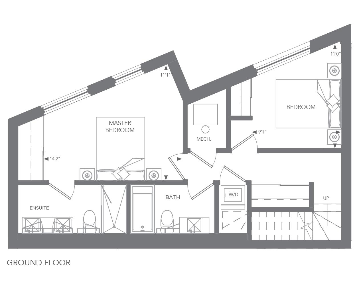 No. 8 Floorplan 2