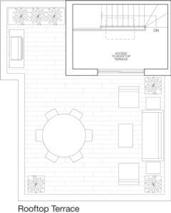 Logan Square Floorplan 3