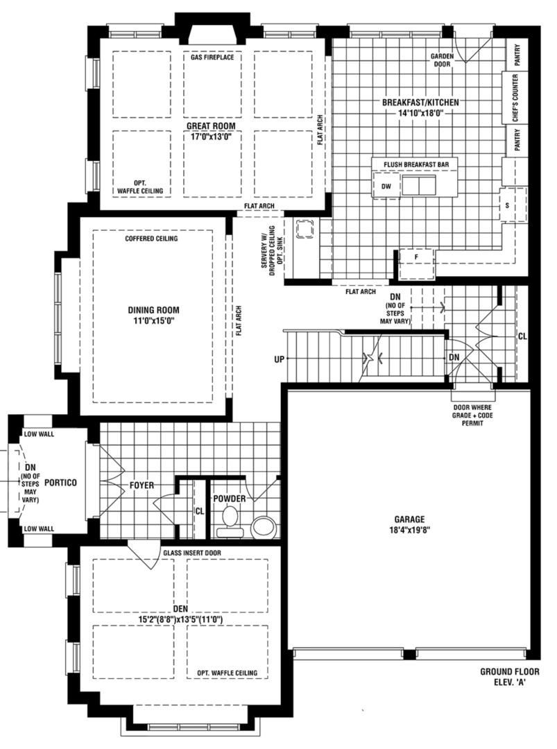 Buttercup Floorplan 1