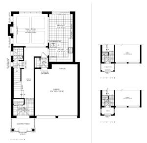 Lot 104 - Havelock B Floorplan 1