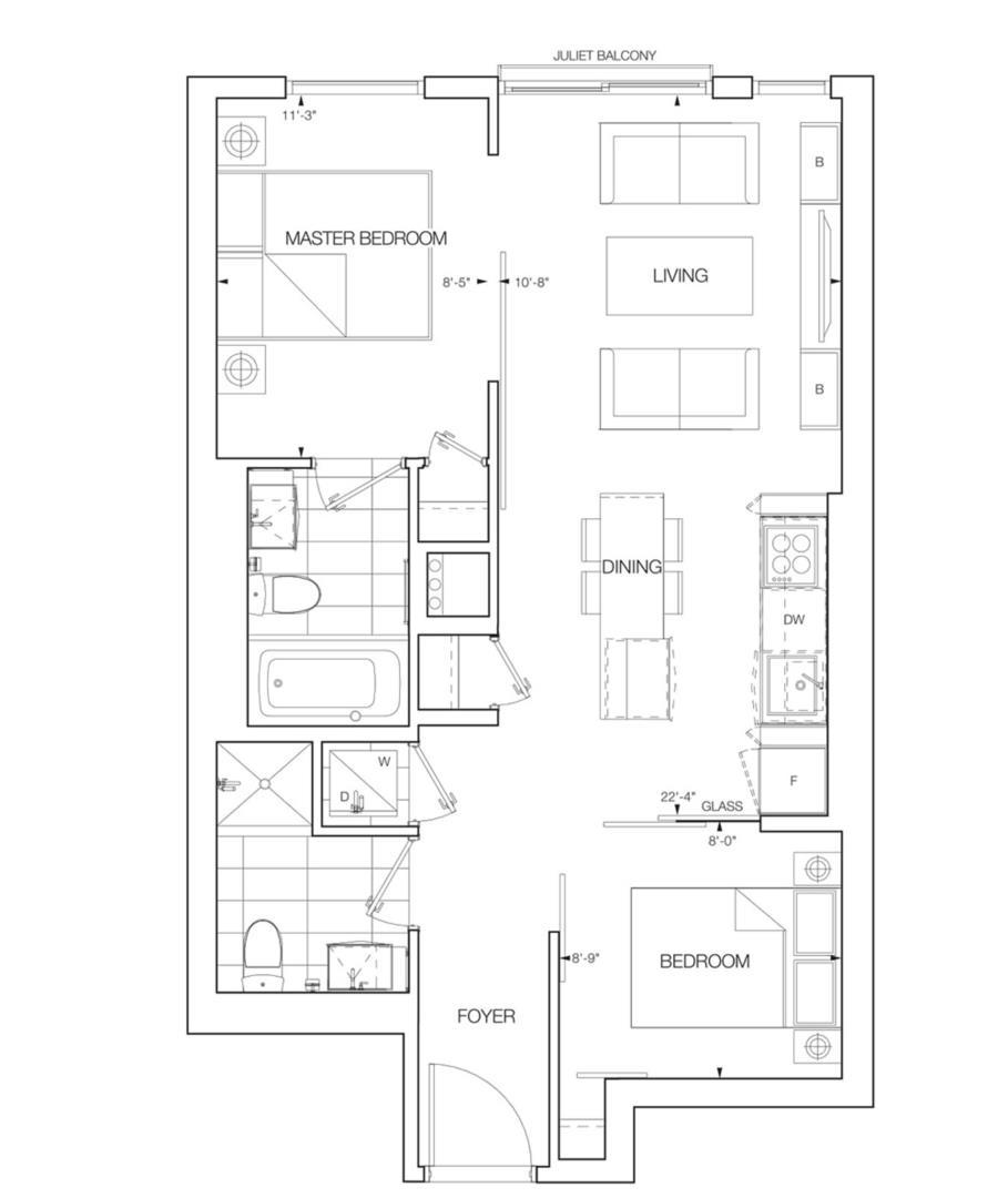 Lana Floorplan 1