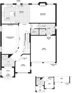 Cardiff B Floorplan 1