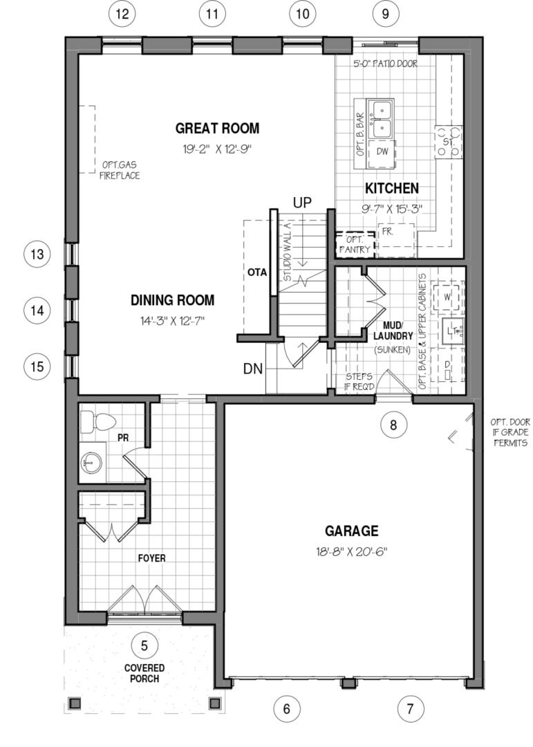 The Rahi D Floorplan 1