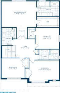 Benvenuto Floorplan 2