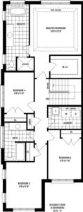 Baybrook Floorplan 1