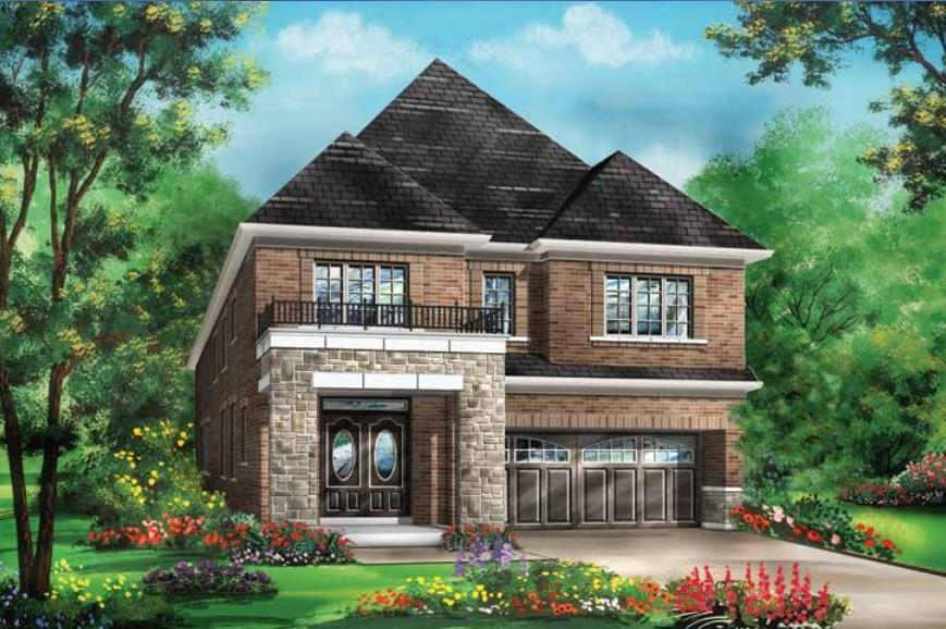 New 36' detached homes coming soon to Cobblestones in South Brampton Image