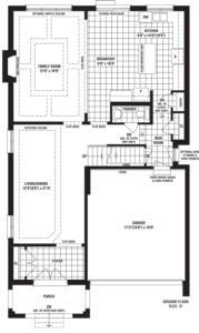 Glendale Floorplan 1