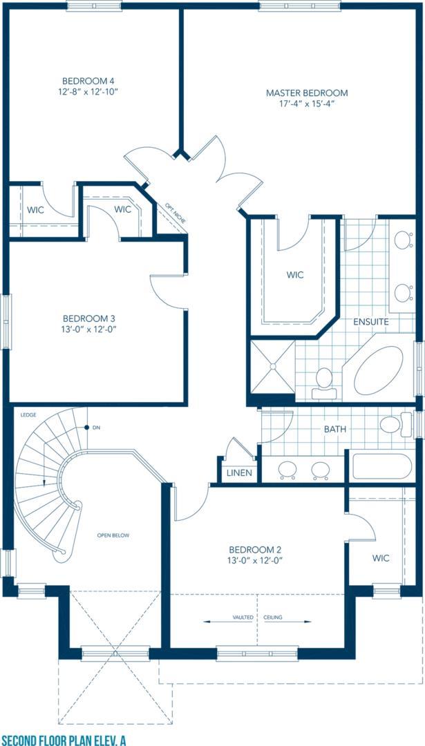 Tivoli Floorplan 2