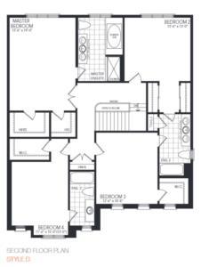 The Montgomery Floorplan 2