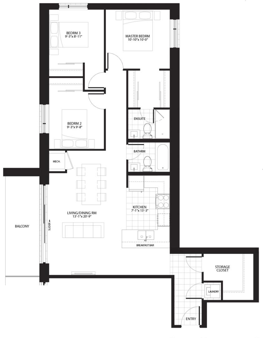 Grafton Floorplan 1