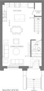 3B Floorplan 1