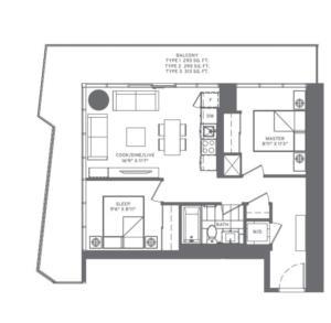 2-Z Floorplan 1