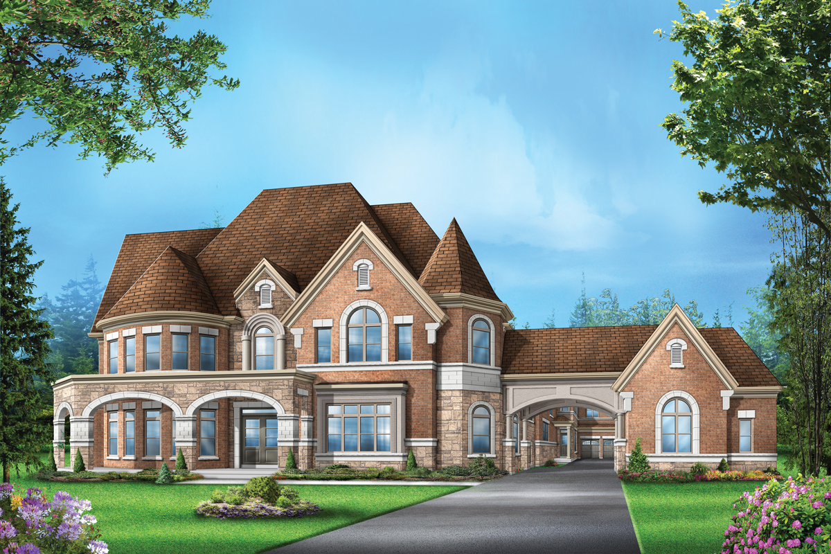 New Townhomes Selling Well Throughout Fall 2014 Image