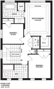 Oakmeadow Floorplan 2