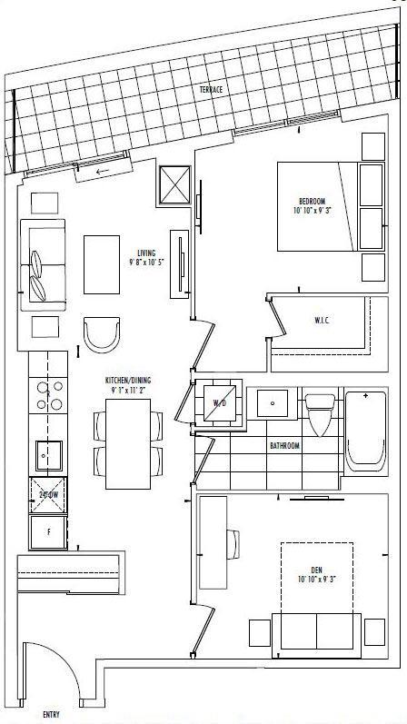 Sumach Floorplan 1