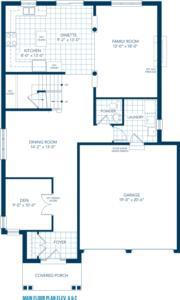 Glen Abbey Floorplan 1
