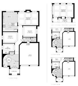 Lot 49 - Summerfield D Floorplan 1