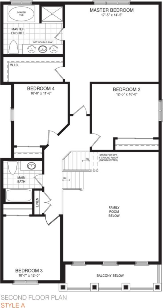 The Hinton Floorplan 2