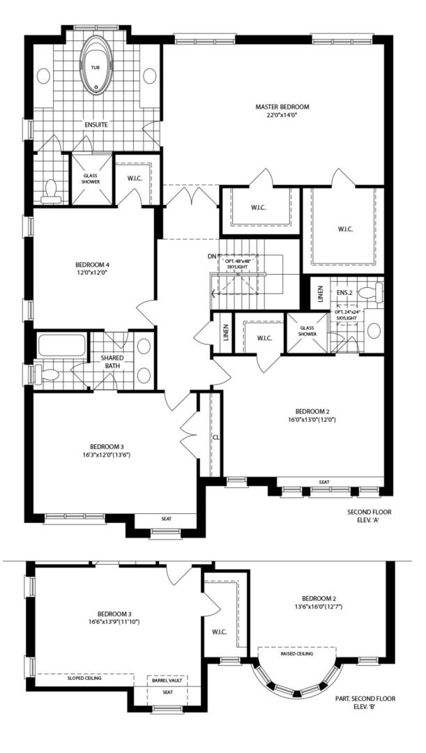 Adelson (A) Floorplan 2