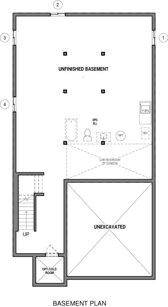 The Dawn B Floorplan 3