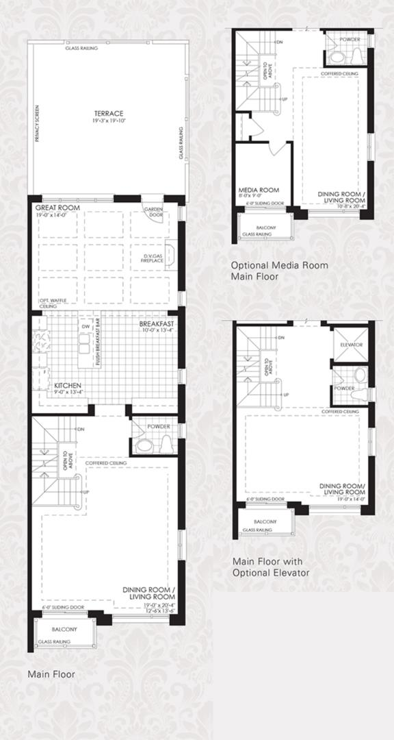 The Oxford Collection - The Oxford 2 Floorplan 2