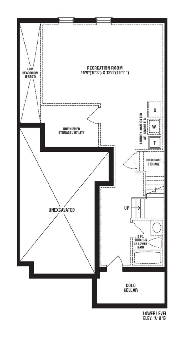 Cobalt Floorplan 3