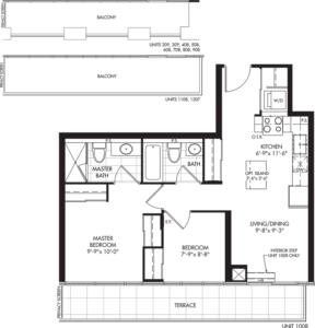 2-A Floorplan 1