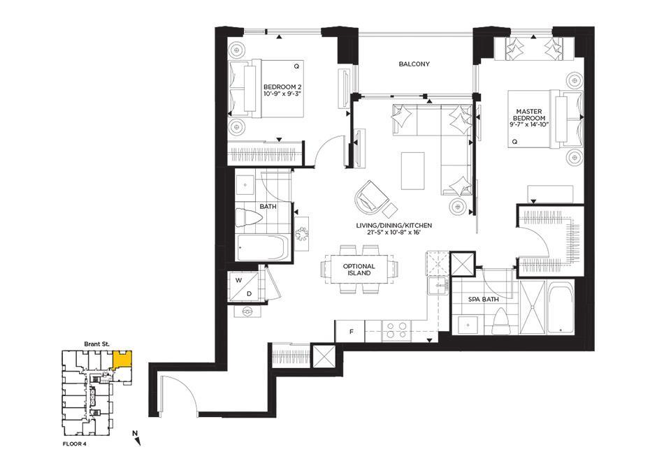 Scenic-B Floorplan 1