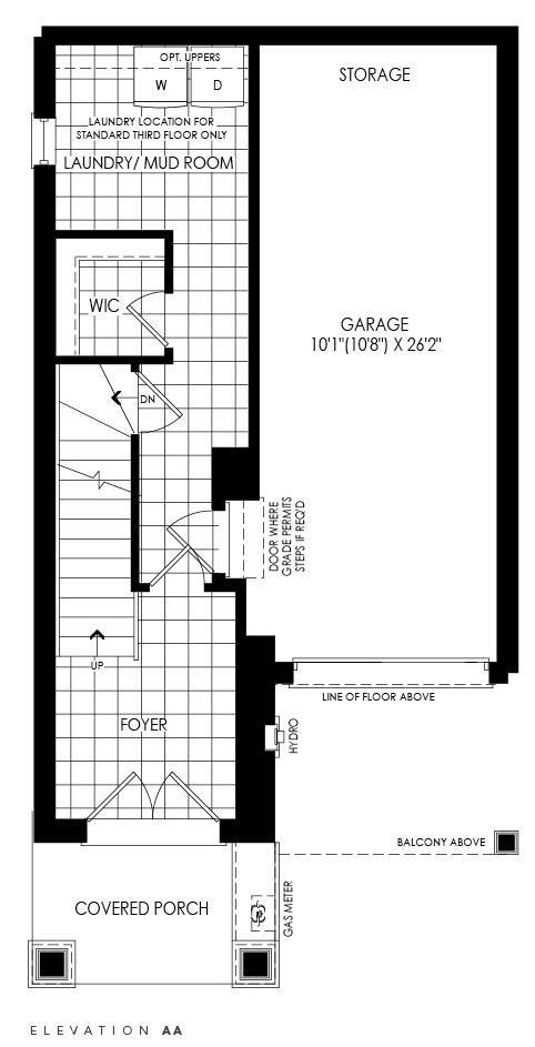 Victoria End Floorplan 1