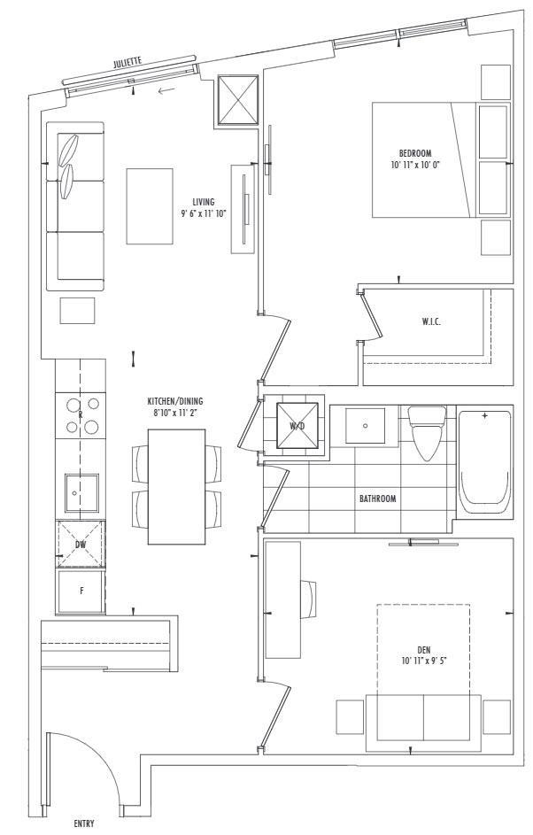 Gerrard Floorplan 1
