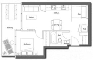 Suite 07 Floorplan 1