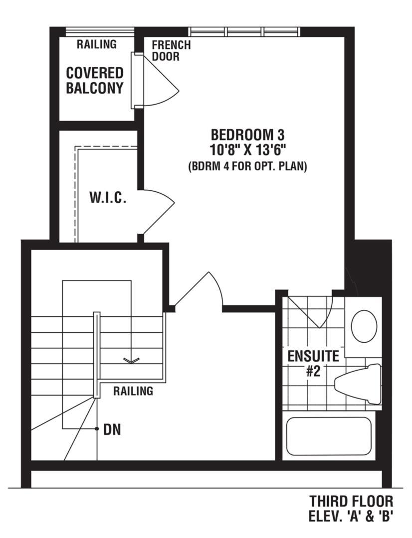 Amber Floorplan 3