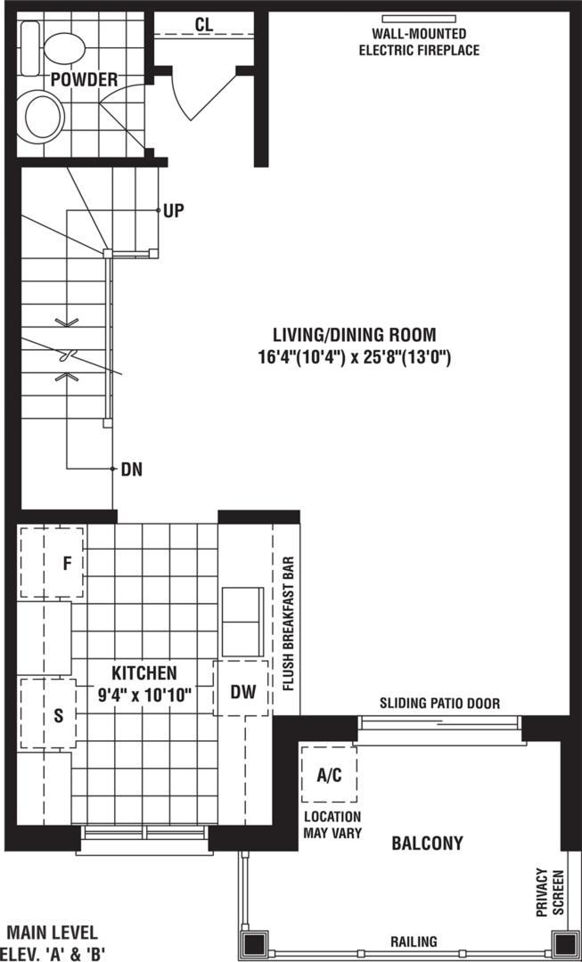 Sugarhill Floorplan 2