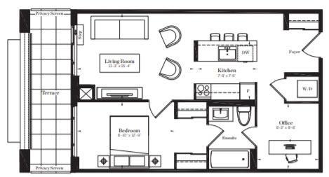 Glengary Floorplan 1