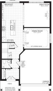 The Allure Floorplan 1