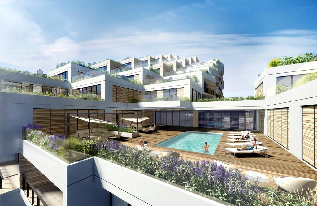 Hines And Tridel Announce Launch Of Aqualina Image