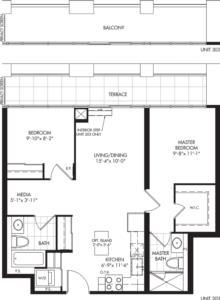 2E Floorplan 1