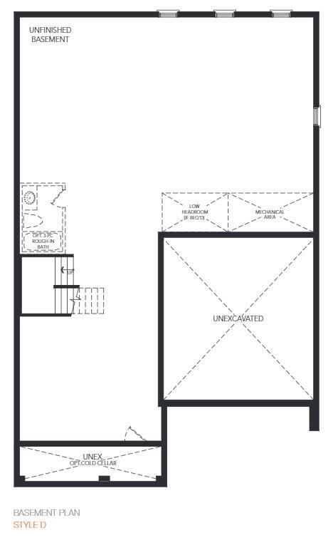 The Gloucester Floorplan 3