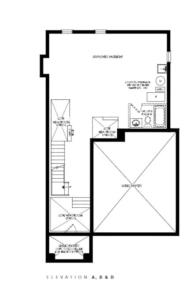 Lot 104 - Havelock B Floorplan 3