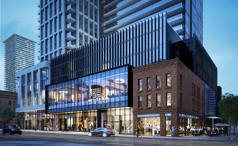 Concord Adex to Bring Prime Yonge St. The Gloucester on Yonge Development to Market this Winter Image