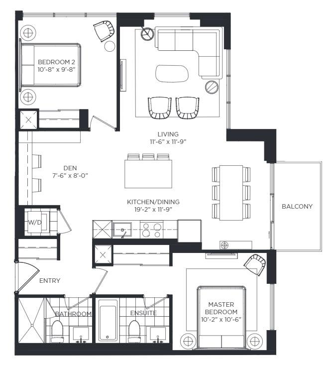 Northumberland Floorplan 1