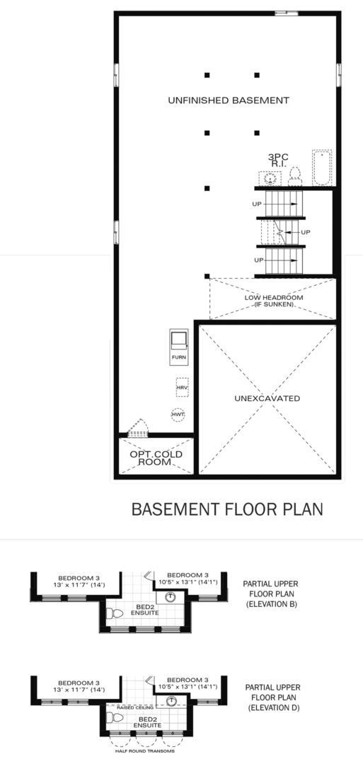 The Vega D Floorplan 3