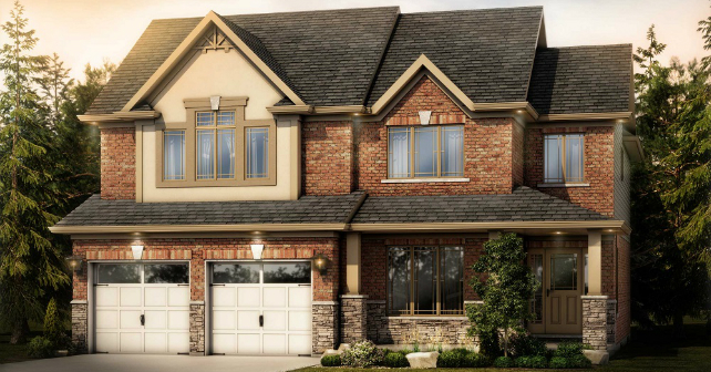 New limited release of detached homes in Kitchener at Explorers Walk! Image
