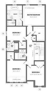 The Kahlo 34 IV A Floorplan 2