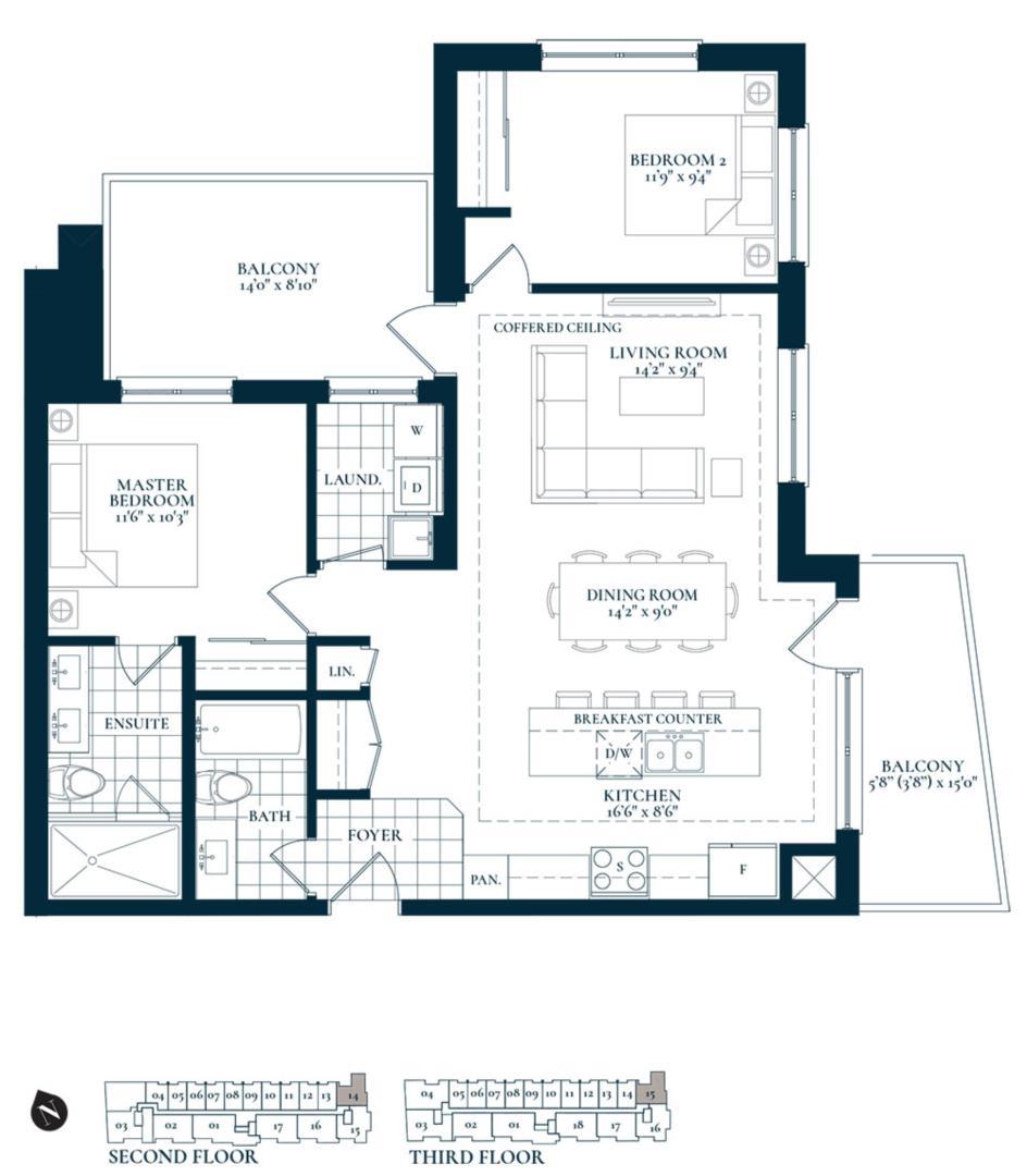 Harbour Floorplan 1