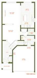 The Castlerock Floorplan 1