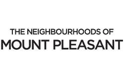 The Neighbourhoods of Mount Pleasant Logo
