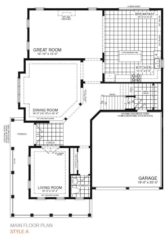 Wedgewood Corner Floorplan 1